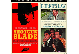 OST/VARIOUS - Shotgun Slade/Burke's Law [CD]