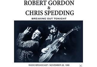Gordon, Robert / Spedding, Chris - Breaking Out Tonight [VHS]
