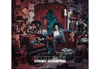 Scott Tixier - Cosmic Adventure [CD]