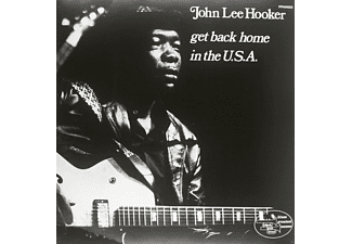 John Lee Hooker - Get Back Home In The Usa - (CD)