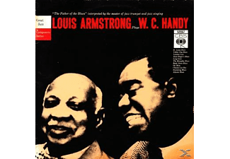 Louis Armstrong - Louis Armstrong Plays W. C. Handy - (Vinyl)