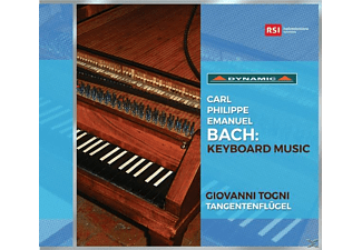 Giovanni Togni - Keyboard Music - (CD)