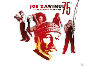 Joe & The Zawinul Syndicate Zawinul - 75th [Vinyl]