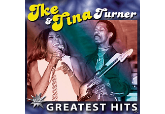 Ike & Tina Turner - Greatest Hits - (CD)