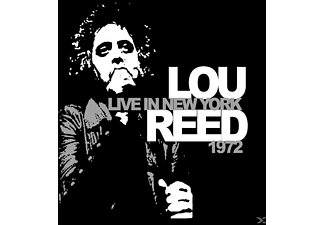Lou Reed - Live In New York 1972 [CD]