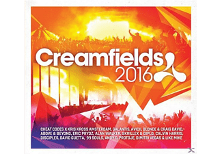VARIOUS - Creamfields 2016 [CD]