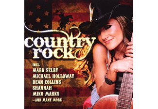 VARIOUS - Country Rock - (CD)