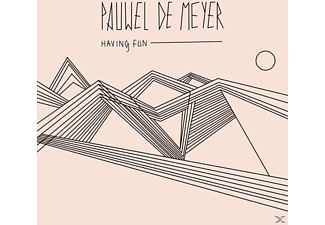 Pauwel De Meyer - Having Fun [CD]