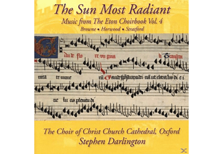 Stephen Darlington, Christ Church Cathedral Choir - The Sun Most Radiant [CD]