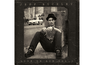 Jeff Buckley - Live On Air Vol.1 - (CD)