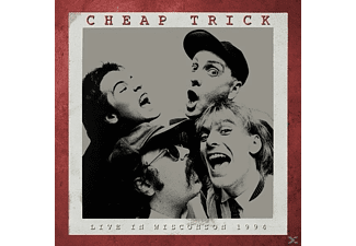 Cheap Trick - Live In Wisconsin 1984 - (CD)
