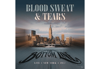 Blood, Sweat & Tears - Live In New York 1977 - (CD)
