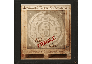 Bachman-Turner Overdrive - Live In New York 1977 - (CD)