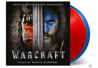 OST/VARIOUS - Warcraft (Ramin Djawadi) (LTD Red/B [Vinyl]