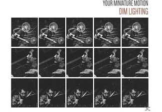 Dim Lighting - Your Miniature Motion - (CD)