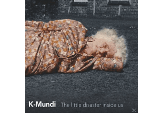 K-mundi - The Little Disaster Inside Us - (CD)