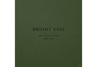 Bright Eyes - The Studio Albums 2000-2011 [CD]