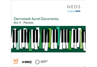VARIOUS - Darmstadt Aural Documents Box 4 - (CD)