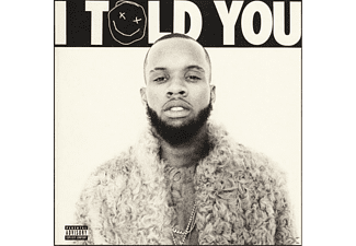 Tory Lanez I Told You CD