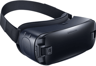 SAMSUNG Gear VR (SM-R323), Virtual Reality Brille, Blau/Schwarz