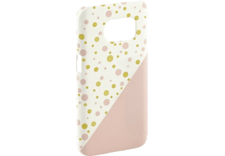 HAMA Candy Rain Backcover Galaxy S7 Rosa