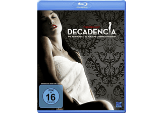 Shades of Decadencia, Decadencia - Verbotene Lust [Blu-ray]