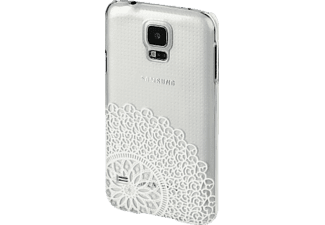 HAMA Boho Dance Backcover Galaxy S5 (Neo), Galaxy S5 Transparent/Weiß