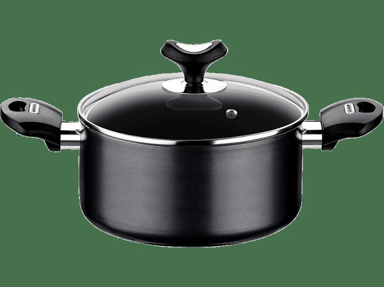 MONIX Χύτρα Βαθιά Resistent Plus 20 cm  μικροσυσκευές   φροντίδα σκεύη κουζίνας κατσαρόλες