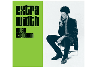 The Jon Spencer Blues Explosion - Extra width & Mo' width (remastered + expanded) - (CD)