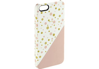 HAMA Candy Rain Backcover Apple iPhone 5, iPhone 5s, iPhone SE Kunststoff Rosa