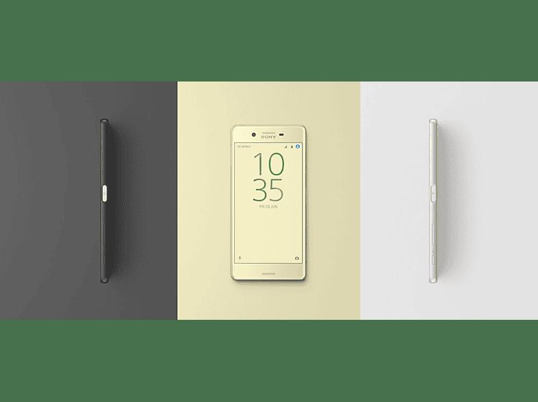 Sony Xperia X fehér kártyafüggetlen okostelefon