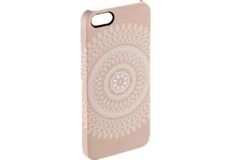 HAMA Boho Dream Backcover Apple iPhone 5,  iPhone 5S, iPhone SE Kunststoff Rosa