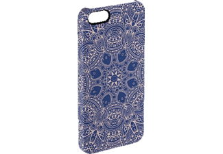 HAMA Boho Spirit, Backcover, iPhone 5, iPhone 5s, iPhone SE, Blau
