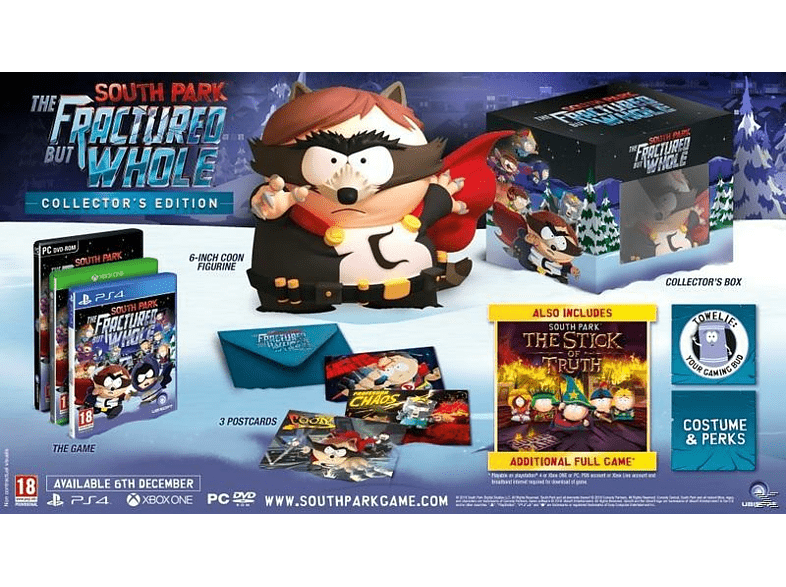 South Park The Fractured But Whole Collectors Edition PC laptop  tablet  computing  software παιχνίδια pc gaming   offline pc παιχνίδια p