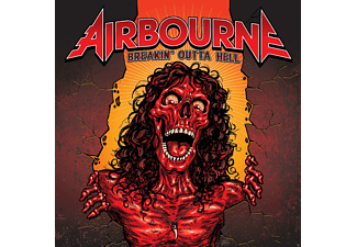 Airbourne - Breakin' Outta Hell (Inkl. MP3-Code) - (LP + Download)