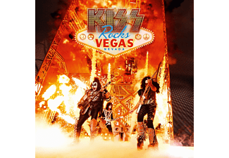 Kiss - Rocks Vegas Nevada (DVD)