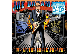 Joe Bonamassa - Live At The Greek Theatre (180Gr.Gatefold 3LP+MP3) - (LP + Download)