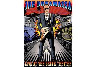 Joe Bonamassa - Live At The Greek Theatre (2DVD) - (DVD)