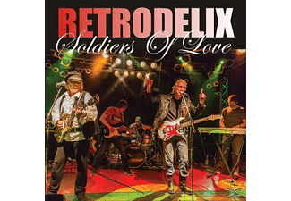 Retrodelix - Soldiers Of Love - (CD)
