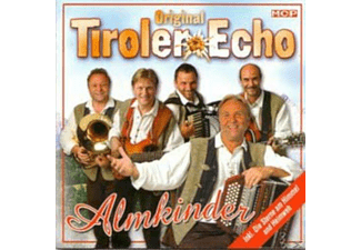 ORIG. Tiroler Echo - ALMKINDER - (CD)