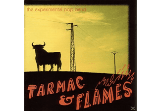 Experimental Pop B - Tarmac & Flames - (CD)