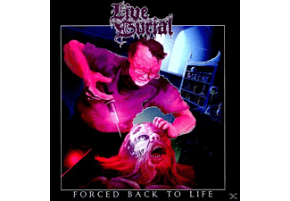 Live Burial - Forced Back To Life - (Vinyl)