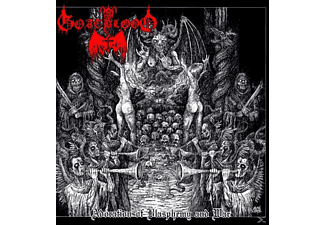 Goatblood - Adoration of Blasphemy and War - (Vinyl)
