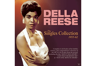 Della Reese - The Singles Collection 1955-62 - (CD)