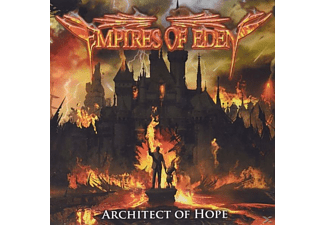 Empires Of Eden - Architect Of Hope [CD]