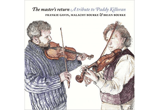 Gavin,Frankie,Bourke,Malachy & Bourke,Brian - The Master's Return [CD]