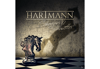 Oliver Hartmann - Shadows & Silhouettes [CD]