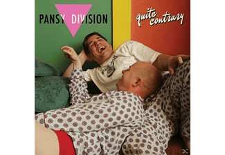 Pansy Division - Quite Contrary - (CD)