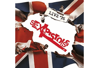 The Sex Pistols -  Live 76 (Limited Edition) [Βινύλιο]
