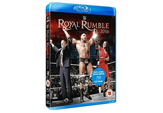 WWE - Royal Rumble 2016 | Blu-ray